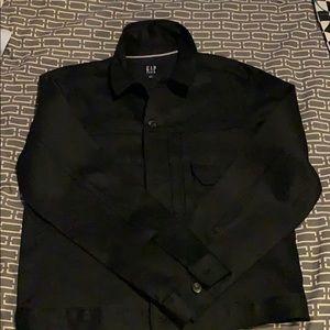 Gap Black Denim Jacket (NWOT)
